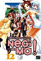 Akamatsu Ken - Negi Ma! - Le maître magicien. 12