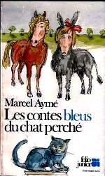 Aymé - Les contes bleus du chat perché