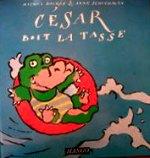 Backes-Michel-Cesar boit la tasse.