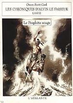 Card Orson Scott - Le Prophète rouge.