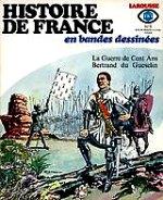 Castex Pierre - La guerre de cent ans Bertrand du Guesclin. Histoire de France. 8