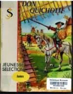 Cervantes - Don Quichotte.