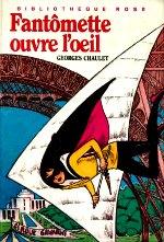 Chaulet - Fantômette ouvre l`oeil.