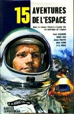 Collectif - 15 aventures dans l`espace.