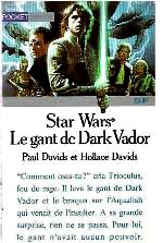 Davids - Le gant de Dark vador