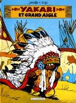 Derib - Yakari et grand aigle. Yakari. 1