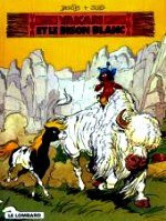 Derib - Yakari et le bison blanc. Yakari. 2