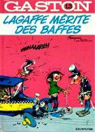 Franquin - Lagaffe mérite des baffes