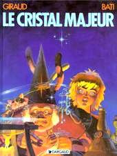 Giraud Jean - Le Cristal majeur. 1. Altor.