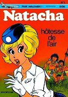 Gos - Natacha hôtesse de l`air. 1