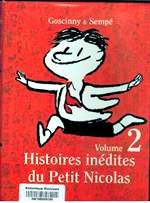Goscinny, Sempé - Histoire inédites du petit Nicola.2.
