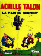 Greg - Achille Talon et la main du serpent. 23.