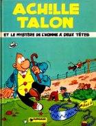 Greg - Achille Talon et le mystère de l`homme à 2 têtes. 14