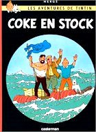 Hergé - Coke en stock -.