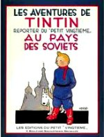 Hergé - Tintin au pays des Soviets