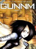 Kishiro Yukito - GUNNM. 2