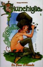 Manunta- Giunchiglia, tome 1. La fleur d`Irlande.
