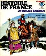 Moreau de Bellaing Claude - La race des Capets. Histoire de France en bandes dessinées. 4