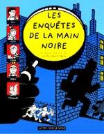 Press Hans Jurgen - Les enquêtes de la main noire - Actes Sud jeunesse 2001