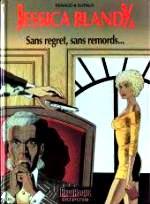 Renaud, Dufaux - Sans regret sans remord. Jessica Blandy 8