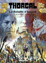 Rosinski G. - La bataille d`Asgard. Thorgal. 32