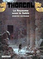 Rosinski - Le royaume sous le sable. Thorgal. 26
