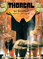 Rosinski, Van Hamme - Le sacri?ce. Thorgal. 29