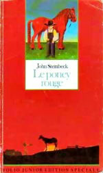 Steinbeck - Le poney rouge.