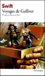 Swift - Le voyage de Gulliver.