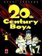 Urasawa Naoki -2Oth century boys tome 1