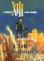 Vance-Van hamme - L` or de Maximilien
