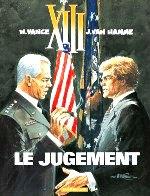 Vance-Van hamme - Le jugement