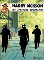 Vanderhaeghe Christian - Les spectres bourreaux. Harry Dickson. 2